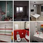 Ремонт квартиры, внутренняя отделка в Ижевске, отзыв