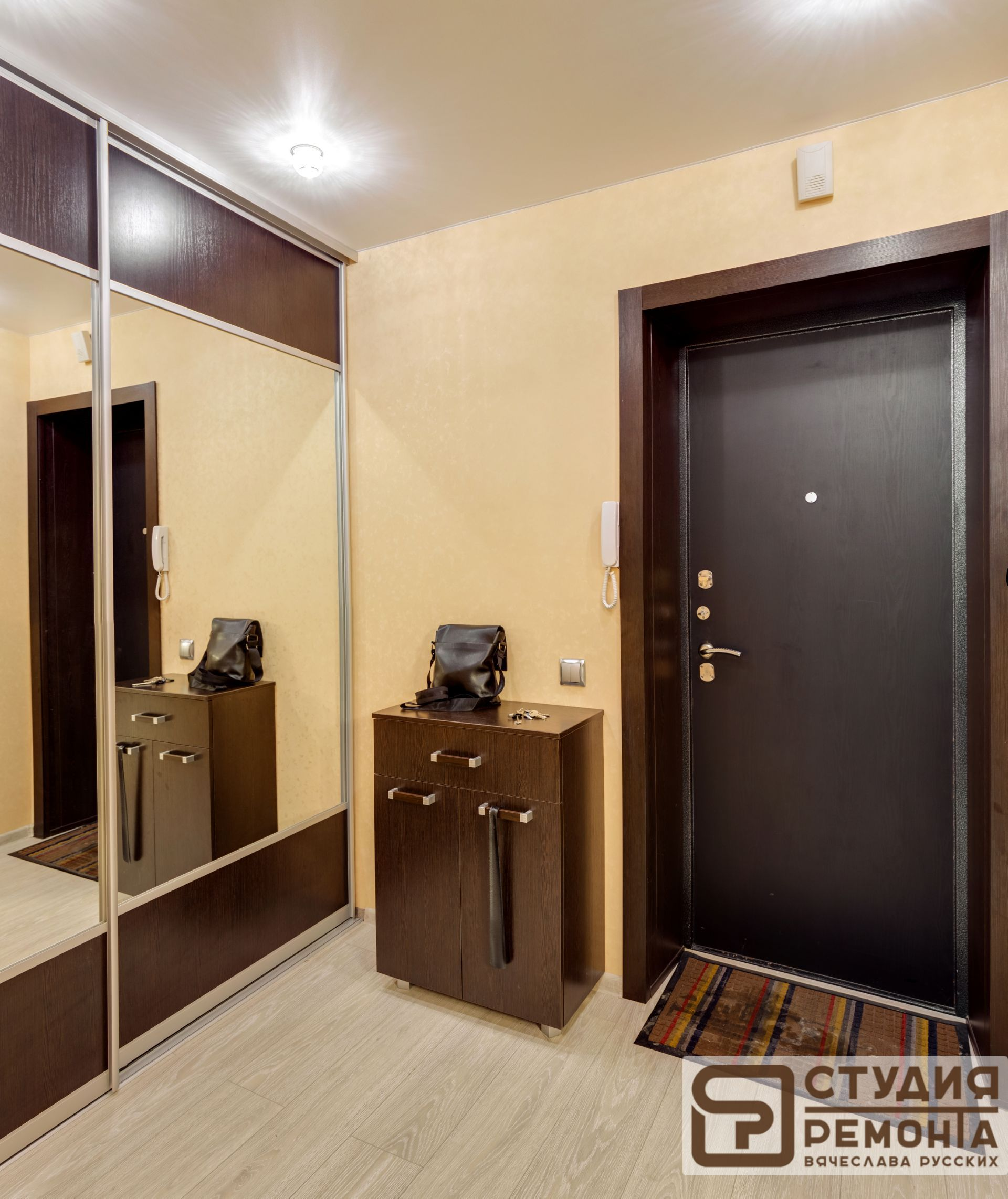 Ремонт комнат в Ижевске, ул. Орджоникидзе